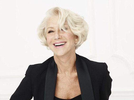 """Stárnutí podle Helen Mirrenové: """"Zemřete mladí nebo zestárněte. Hlavně si to užijte!"""""""